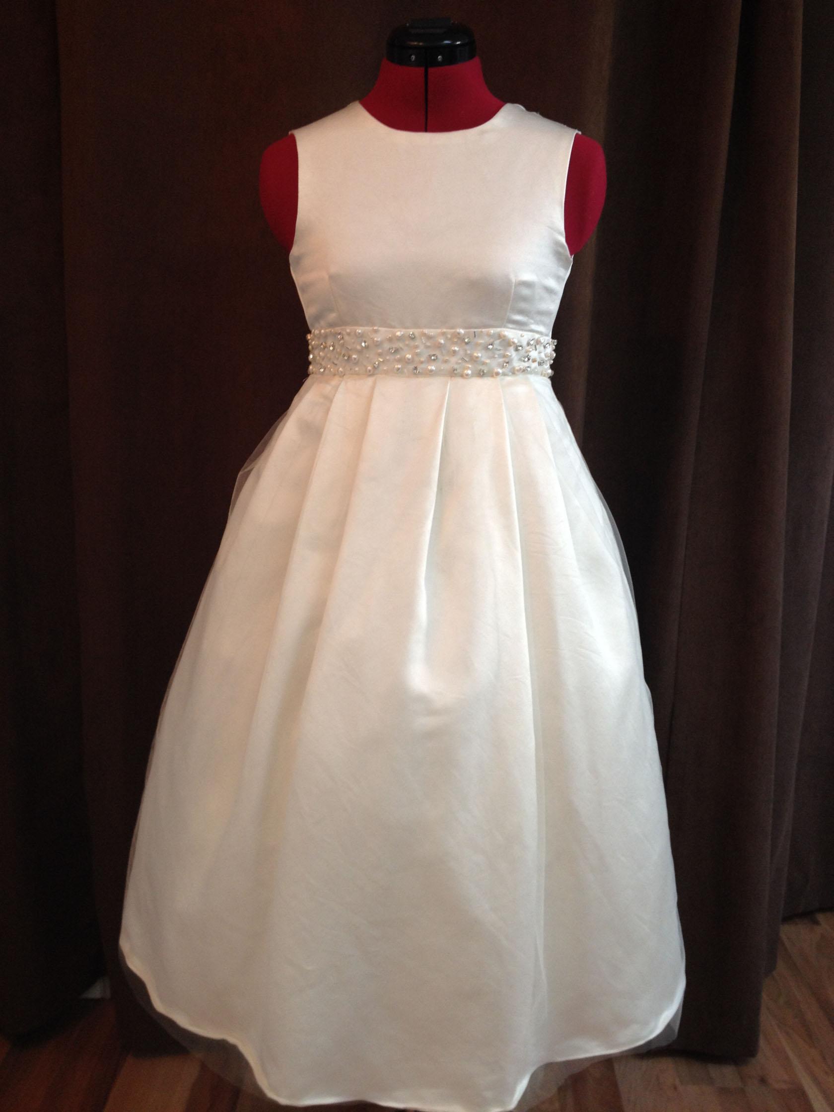 Confection Tulle et Crinoline robe demoiselle d'honneur