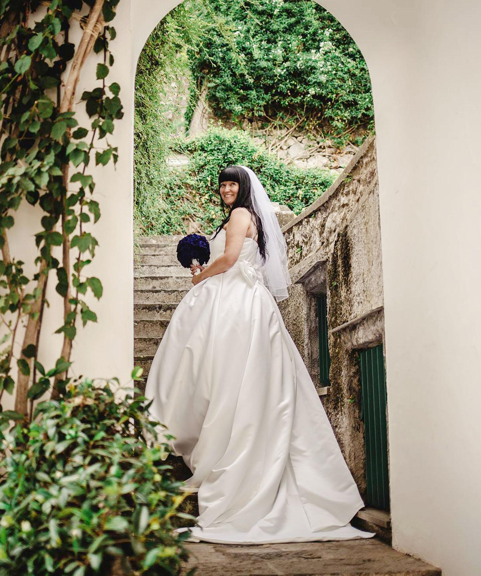 Confection Tulle et Crinoline robe de mariée
